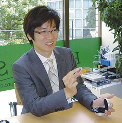 話題の超小型補聴器を提供