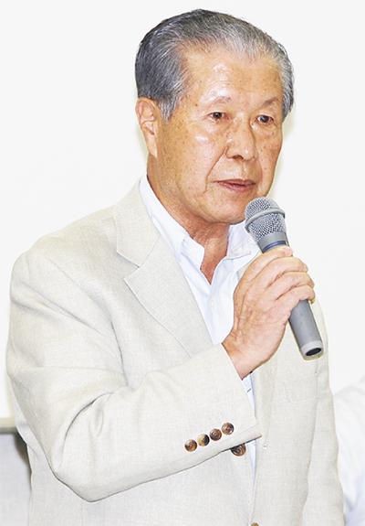 新会長に瀧村氏
