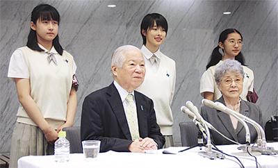 横田夫妻「戦うしかない」