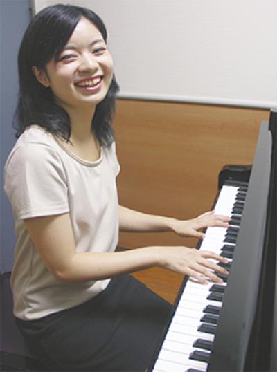 中高年のピアノ教室