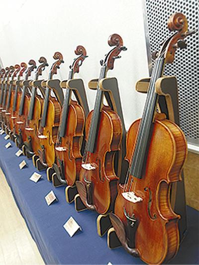 12月7日にバイオリンフェア