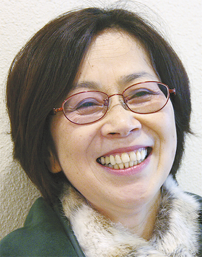 田邊 弘子さん