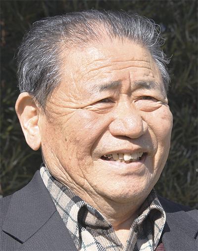 石塚 金次さん