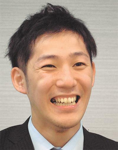 松田志暢(しのぶ)さん