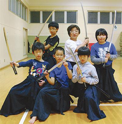 仲間と創る、魅せる剣術
