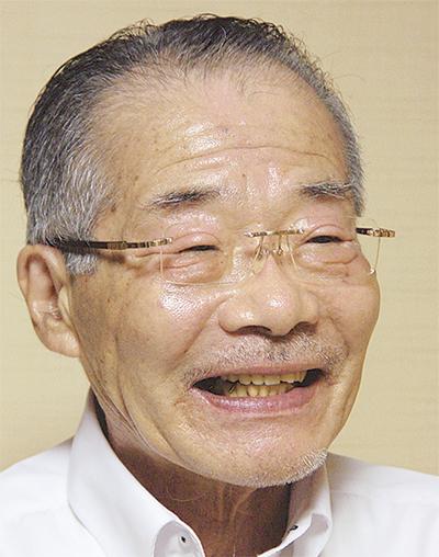 田崎 義謹(よしのり)さん