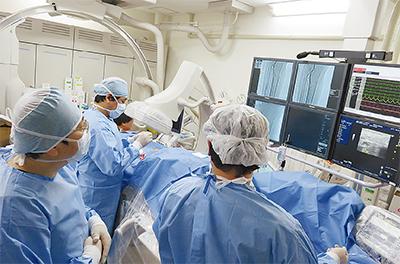 新たな挑戦、地域医療の未来拓く
