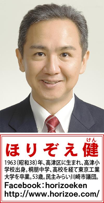 川崎市は男性割合が最も高い