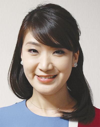 市川 由紀乃さん