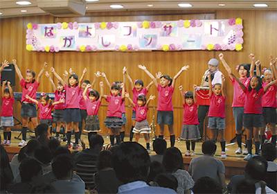 児童合唱団が10周年