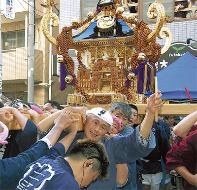 高津区民祭、今年も