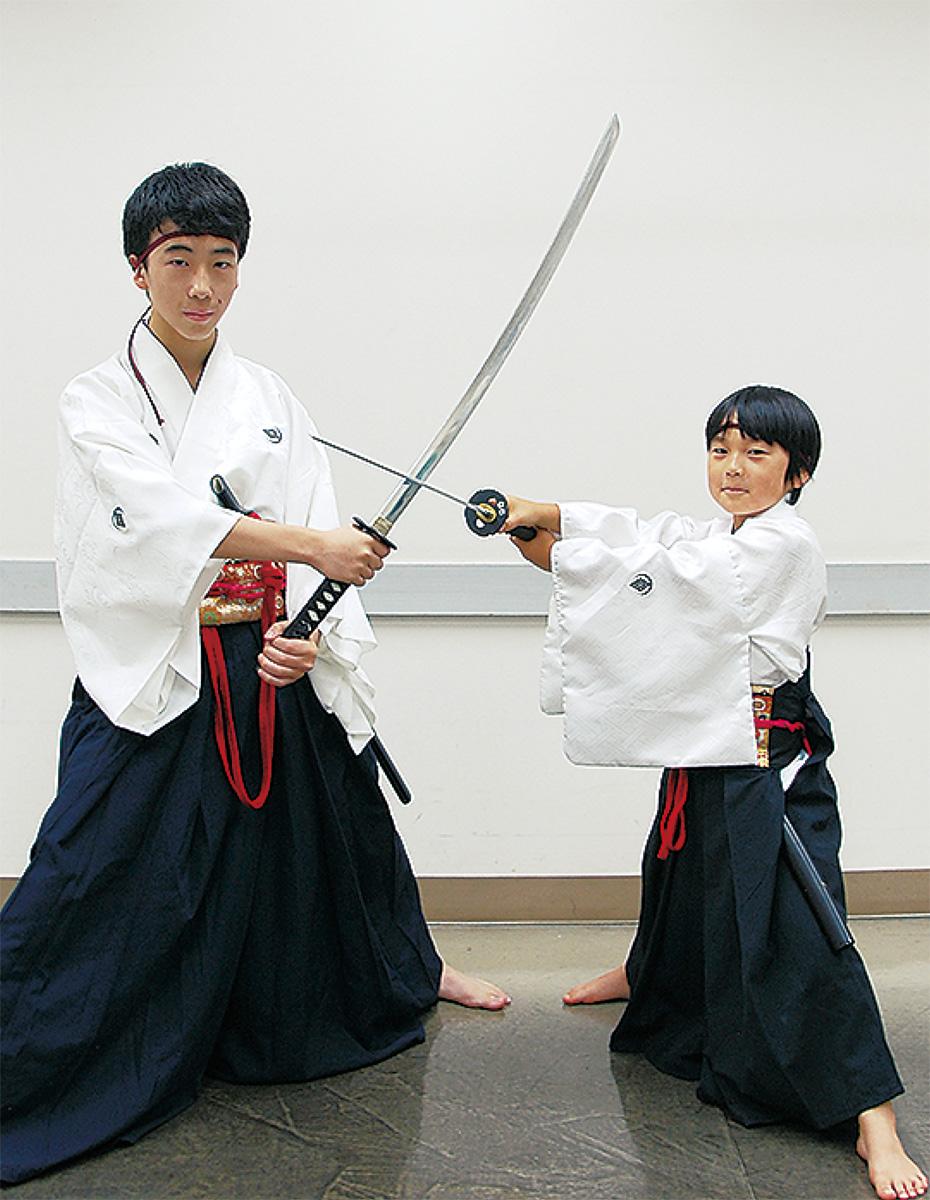 高津2剣士、国際舞台へ