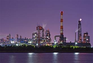 川崎の人気産業観光である夜景クルーズ