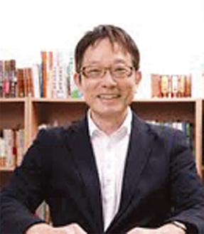 講師の徳田教授