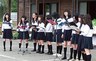 宮城県・南三陸町の女子高生たちを追ったドキュメンタリー「うたごころ」