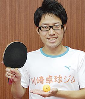 コーチの金井大さん