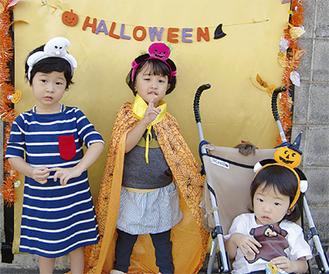 子どもを連れてハロウィンの仮装大会を楽しもう