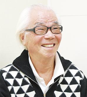 アスリエ生田に10年通う野本進さん(83)