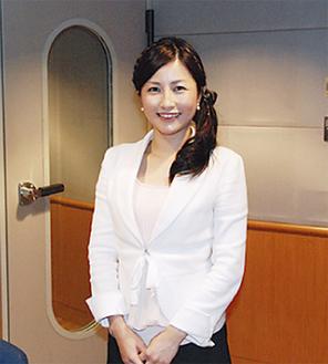千賀絢子さん