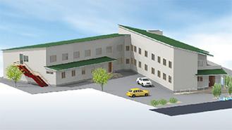9月1日開設の有料老人ホーム「ムート水郷田名」
