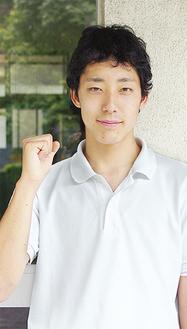 全国大会に向け、気合十分の鈴木さん