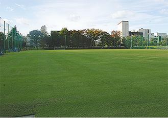等々力第1サッカー場