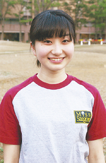 洗足学園音楽大学のミュージカルコースで学ぶ吉川さん