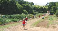 里山で「田舎を遊ぶ」