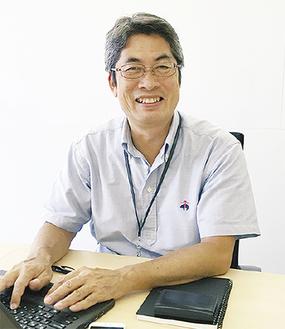 団体を設立した佐々木社長