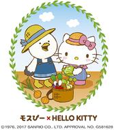 「キティちゃん」とコラボ