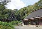 今年50周年を迎えた日本民家園