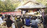 日本民家園でオペラ