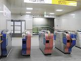 登戸駅に北口改札