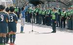 代表選手による宣誓
