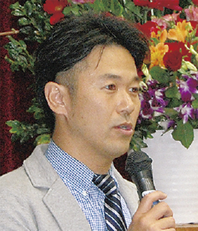 岡崎施設長