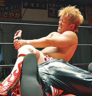 田村選手、15周年