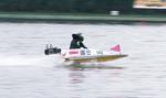 ボートレース多摩川で練習=日本モーターボート競走会提供