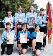 女子 初の関東大会へ
