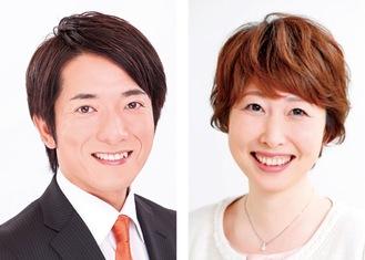 講師の大橋さん(左)と大野さん