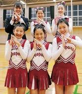 チア日本選手権で3位