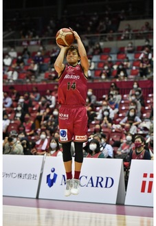 千葉戦で21点を挙げた辻直人選手(写真は過去)=川崎ブレイブサンダース提供