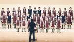 ゆりがおか児童合唱団=全て市提供