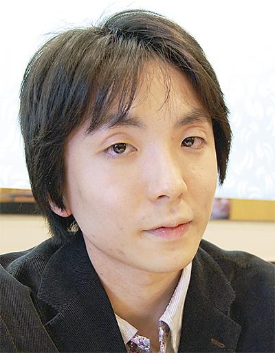 内藤 晃さん