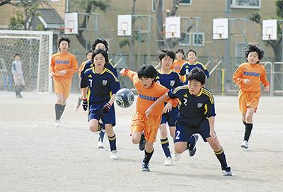 中野島FCが優勝