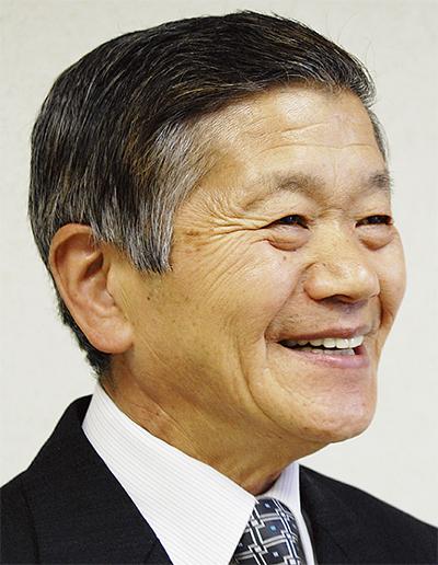 松澤喜義(きよし)さん