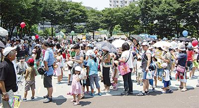 あす、中野島音楽祭