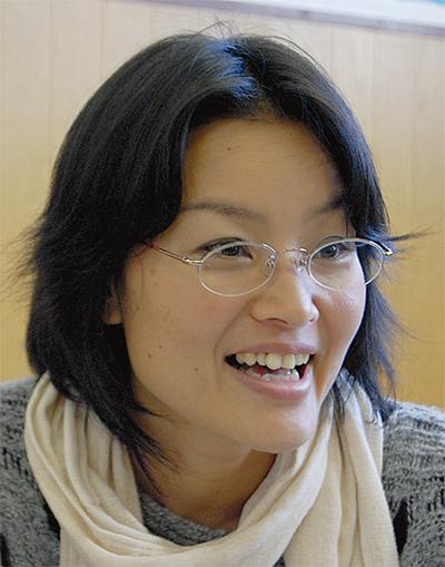 吉田 美穂子さん