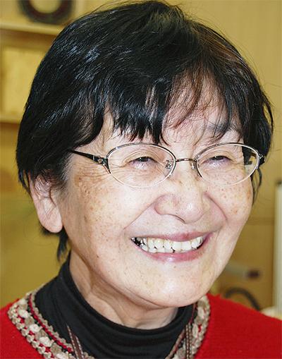北川  千鶴子さん