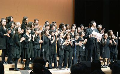 ゴスペルコンサート開催