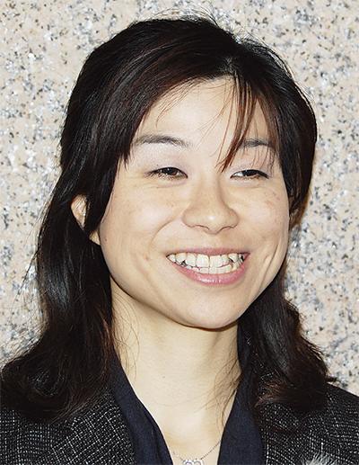 ロー 紀子さん